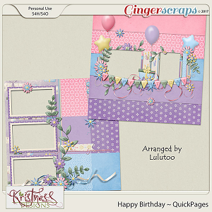 Happy Birthday QuickPages