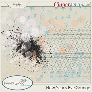 New Year's Eve Grunge