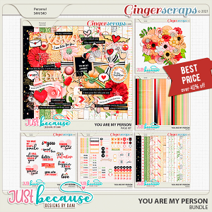 You Are My Person Bundle by JB Studio