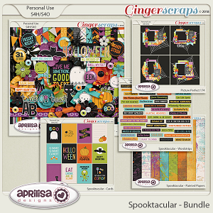 Spooktacular - Bundle