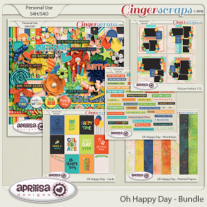 Oh Happy Day - Bundle