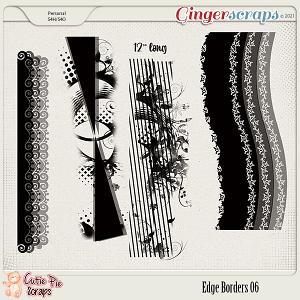 Edge Borders 06 By Cutie Pie Scraps