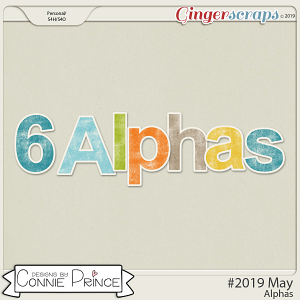 #2019 May - Alpha Pack AddOn by Connie Prince