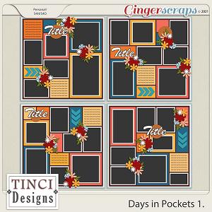 Days In Pockets 1.