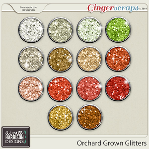 Orchard Grown Glitters by Aimee Harrison