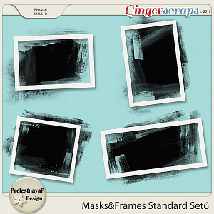 Masks&Frames Standard Set6