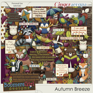 Autumn Breeze by BoomersGirl Designs