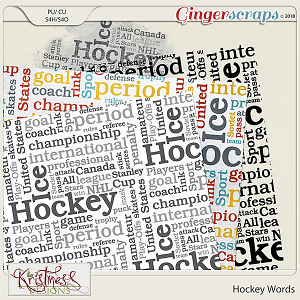 CU Hockey Words