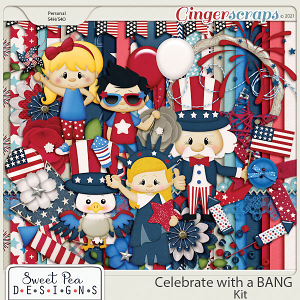 Celebrate with a Bang Kit