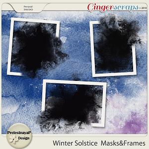 Winter Solstice  Masks & Frames