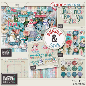 Chill Out Collection by Aimee Harrison