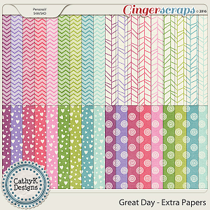 Great Day - Extra Papers