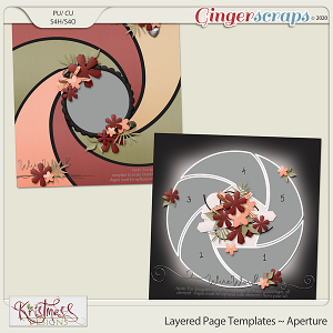 Layered Page Templates ~ Aperture