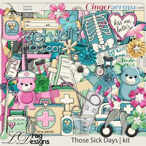 Those Sick Days by LDragDesigns