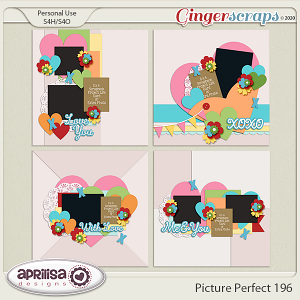 Picture Perfect 196 by Aprilisa Designs