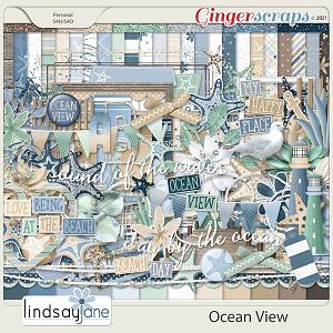 Ocean View by Lindsay Jane