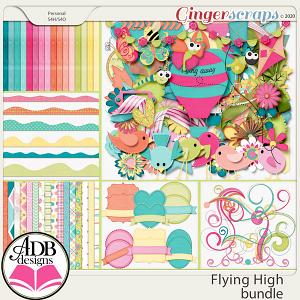 Flying High Bundle by ADB Designs