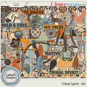 Tribal Spirit - Kit