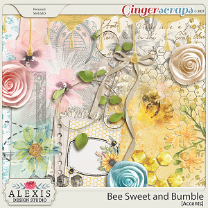Bee Sweet and Bumble - Accents