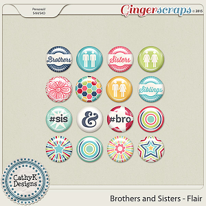 Brothers and Sisters - Flair