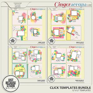 Click Templates Bundle by JB Studio