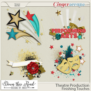 Theatre Production | Finishing Touches