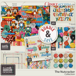 The Nutcracker Collection by Aimee Harrison