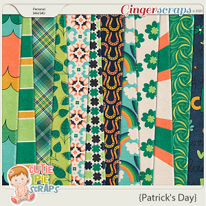 Patrick's Day Papers