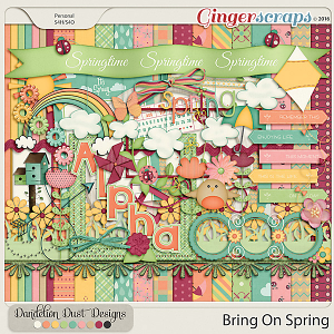 Bring On Spring By Dandelion Dust Designs
