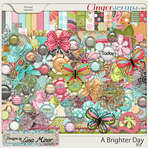 A Brighter Day from Designs by Lisa Minor