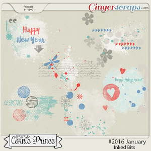 #2016 January - Inked Bits