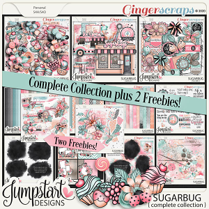 Sugarbug {Complete Collection} by Jumpstart Designs