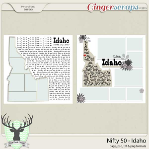 Nifty 50: Idaho