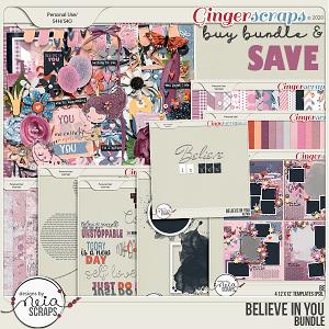 Believe in You - Bundle - by Neia Scraps