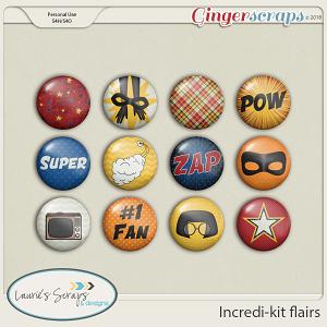 Incredi-Kit Flairs