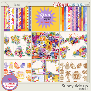 Sunny side up - bundle