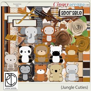 Jungle Cuties