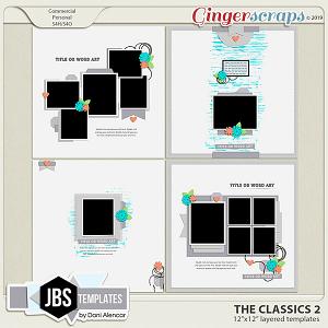 The Classics 2 Templates by JB Stiudio