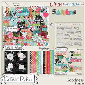 Goodness - Bundle by Connie Prince