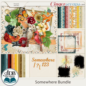 Somewhere Bundle by ADB Designs
