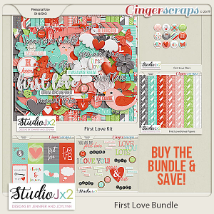 First Love Collection Bundle