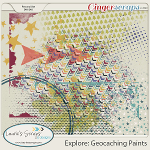 Explore: Geocaching Paints