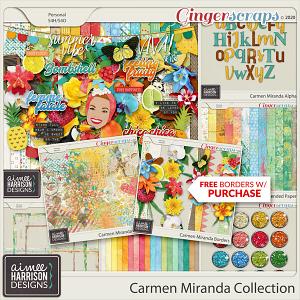 Carmen Miranda Collection by Aimee Harrison