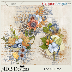 For All Time Clusters by ADB Designs
