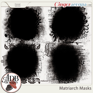 Matriarch Masks by ADB Designs