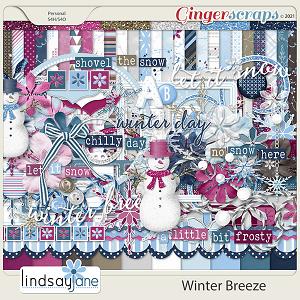 Winter Breeze by Lindsay Jane
