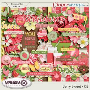 Berry Sweet - Kit by Aprilisa Designs