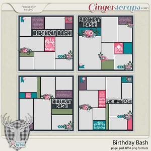Birthday Bash by Dear Friends Designs by Trina