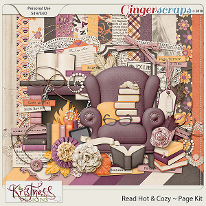 Read Hot & Cozy Page Kit