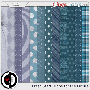 Fresh Start: Hope for the Future Patterns